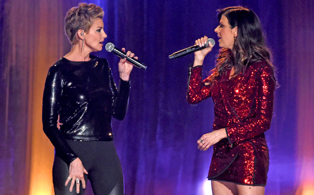 "Little Big Town and Faith Hill, ""Girl Crush"""