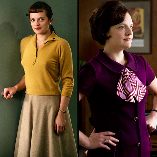 Mad Men | Elisabeth Moss: [Peggy is] kind of settling into a style that she will have for the rest of her life. I think that she will…