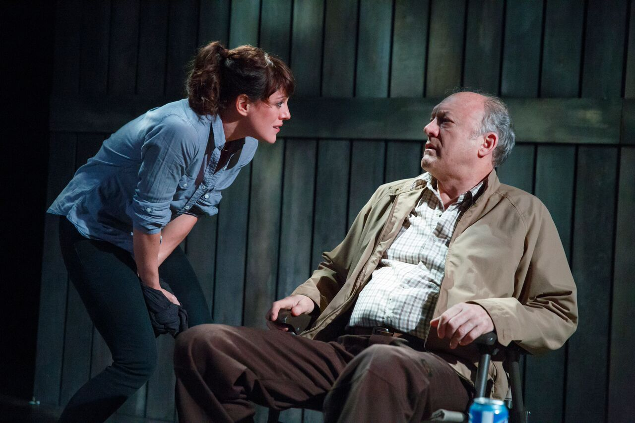 """""""The Other Thing"""" Samantha Soule and John Doman"""