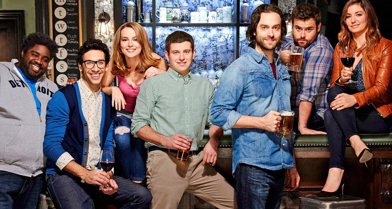 9 season the undateables Undateables cast: