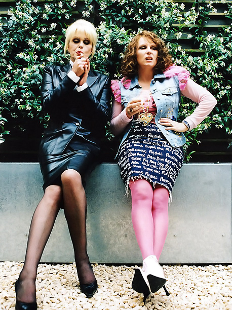 Joanna Lumley, Jennifer Saunders, ... | Sometimes there's no greater friend than the one you can have champagne lunches with. Cat-tastic and utterly superficial, the London gal pals snarked, swilled, shot…