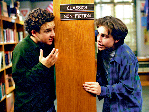 Ben Savage, Rider Strong, ... | It takes a special kind of best friend to last from junior high pranks to high school drama all the way through marriage and college…