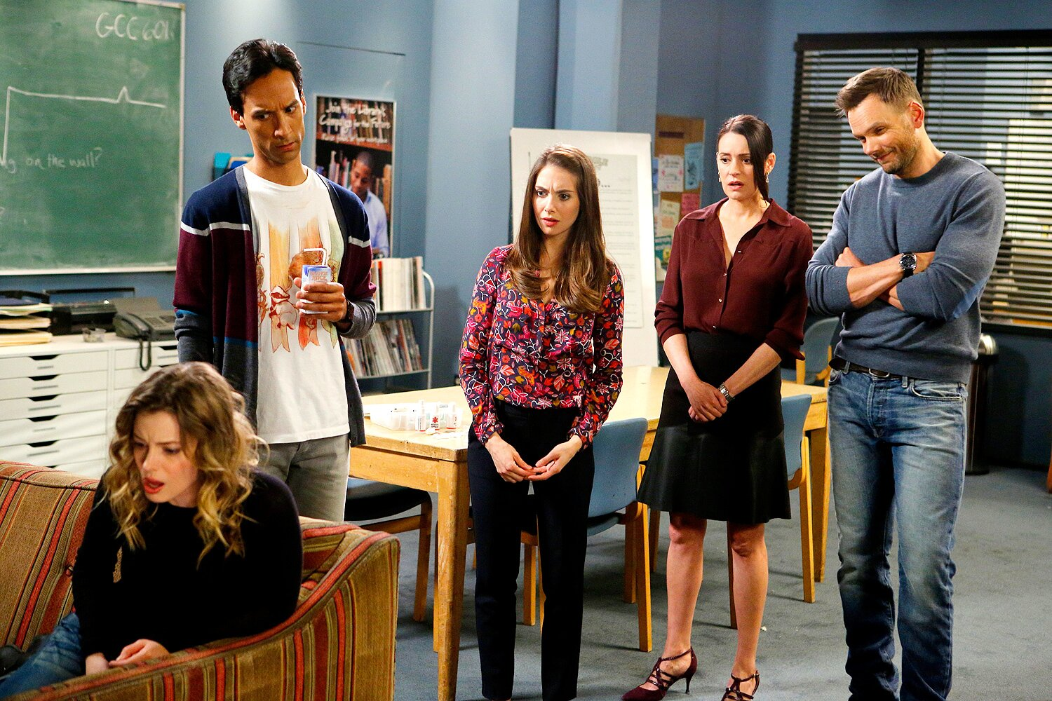 Community' recap: 'Ladders' and 'Lawnmower Maintenance and ...