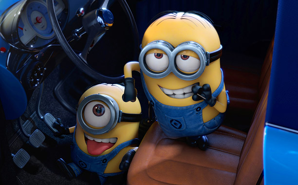 Movie Guide, Despicable Me 2   What's a professional supervillain to do after stealing the moon? Settle down and raise three adopted daughters, of course. When we catch up with Gru…