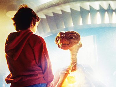 E.T. the Extra-Terrestrial | Steven Spielberg has tackled a diverse array of subjects in his career — everything from WWII to slavery to dinosaur fighting — but look closely…