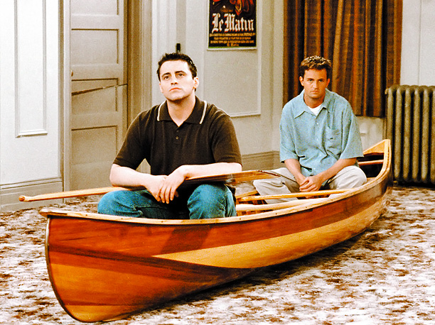 Matt LeBlanc, Matthew Perry, ... | Roommates-turned-best friends, Chandler and Joey delivered a lot of the series' most memorable moments, both hilarious and heartwarming. We'll never forget the time Joey wore…