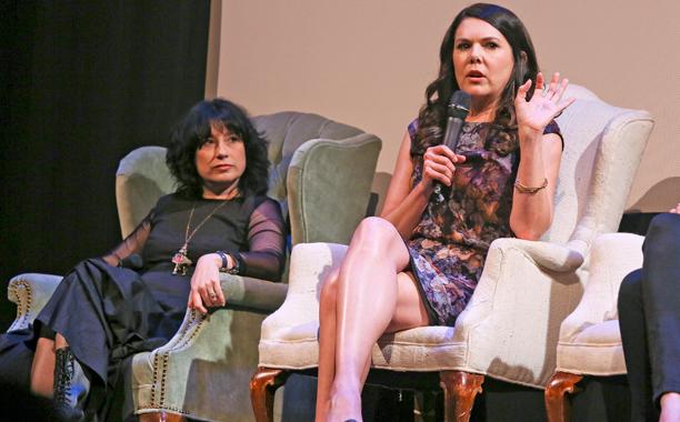 Amy Sherman-Palladino, Lauren Graham