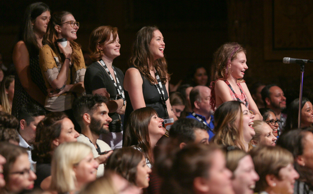 'Gilmore Girls' panel: In the audience