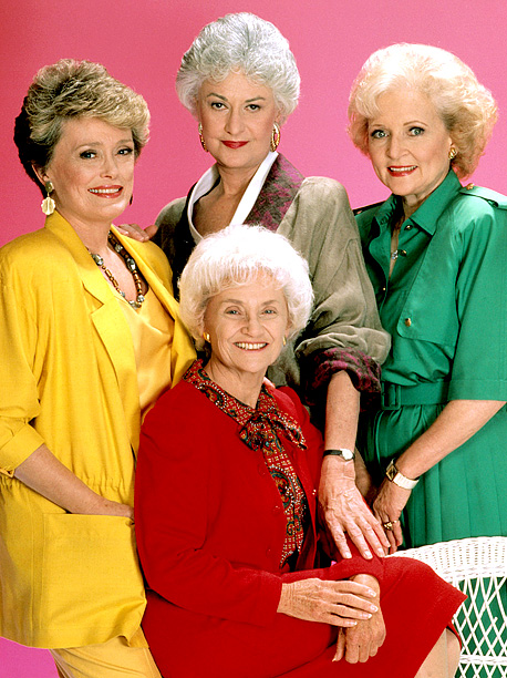 Bea Arthur, Betty White, ... | For 180 episodes, we threw a weekly party and invited everyone we knew — to behold four sassy seniors push the envelope as they dished…