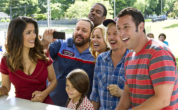 Movie Guide, Chris Rock, ... | ''I'm stunned. I just cannot believe that GROWN UPS 2 got completely snubbed!'' — AK47 '' Grown Ups 2 was ROBBED!'' — Noah Ed. Note:…