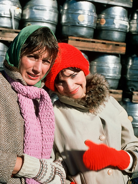 Cindy Williams, Penny Marshall, ... | Laverne and Shirley hopped, skipped, and chanted their way into our hearts and homes. The Milwaukee roomies and coworkers made their dreams come true, doing…