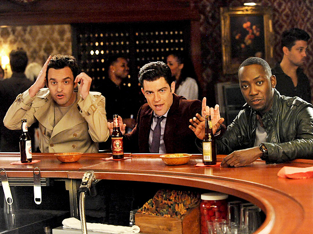 Max Greenfield, New Girl | New Girl began as a break-up tale about adorkable Angeleno Jess Day, but audiences immediately latched onto the hilarious camaraderie of her new roommates Nick,…
