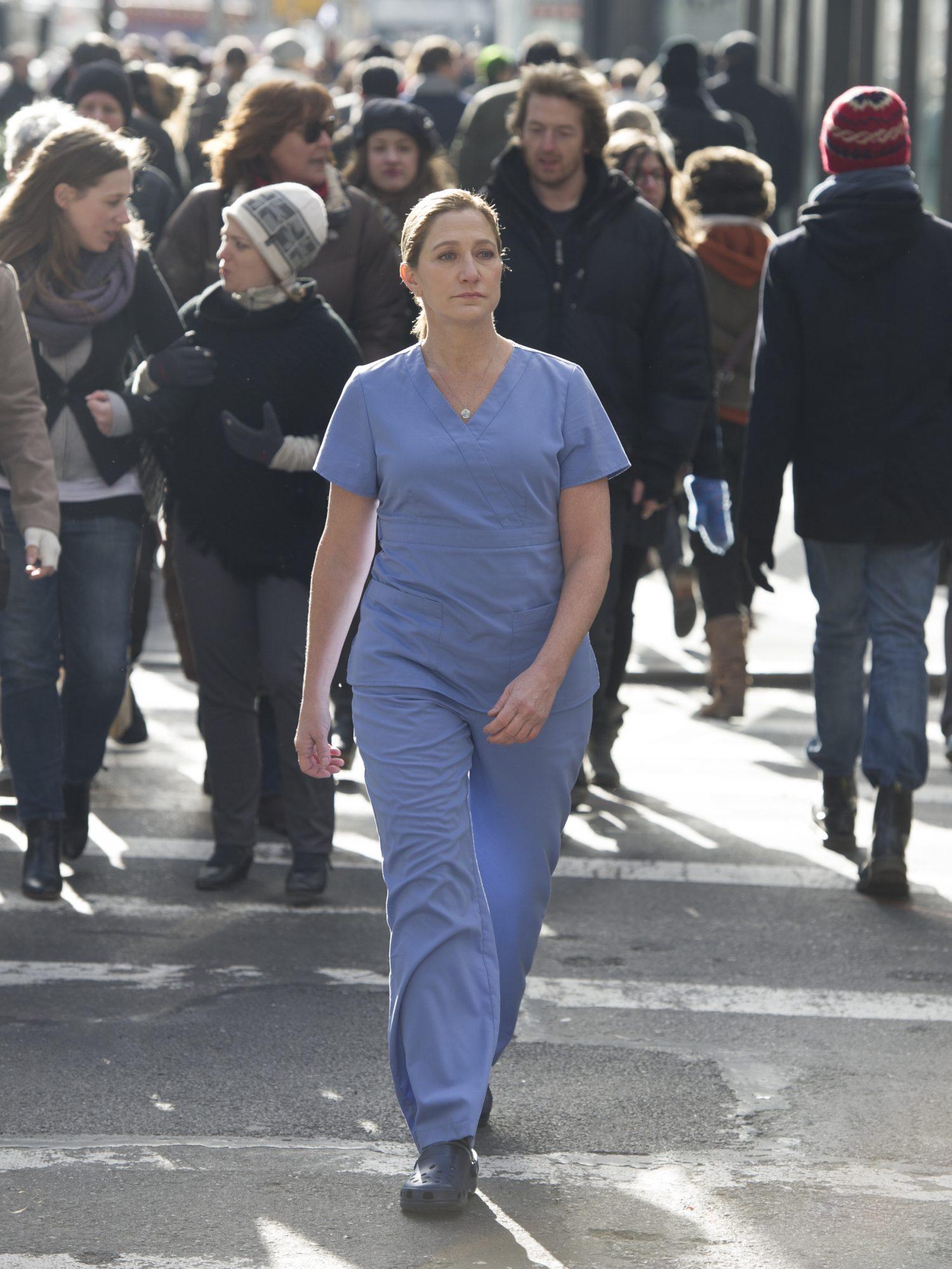 """""""Nurse Jackie"""" Edie Falco"""