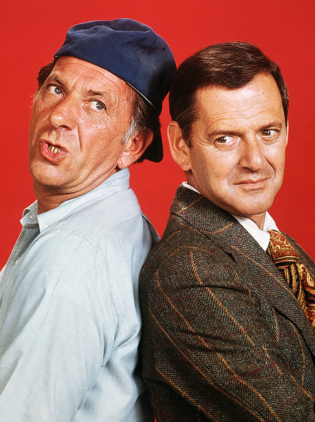 Jack Klugman, Tony Randall, ... | Oscar's messiness and Felix's penchant for keeping things tidy often caused conflict between the two New York roommates, but the pair of divorcees eventually learned…