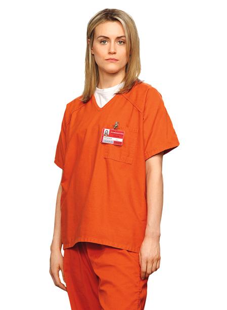 3. Piper Chapman (Taylor Schilling)