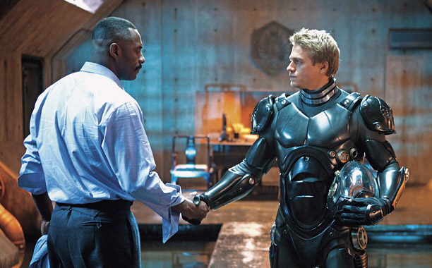 Movie Guide, Idris Elba, ... | Pacific Rim is about big things: big robots, big monsters, big earthshaking battles. So it seems fitting that the film — the first major summer…