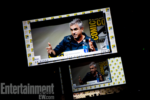 San Diego Comic-Con 2013, Alfonso Cuaron | Entertainment Weekly 's Visionaries Panel