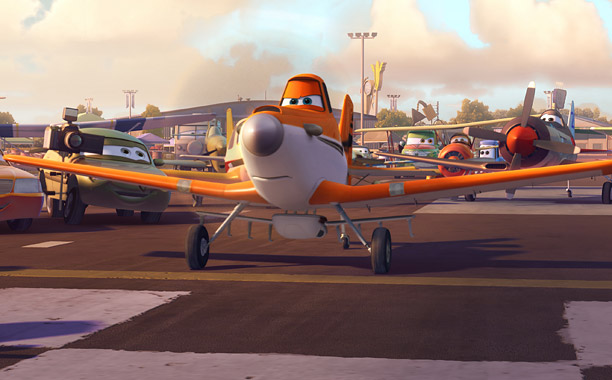Movie Guide, Planes