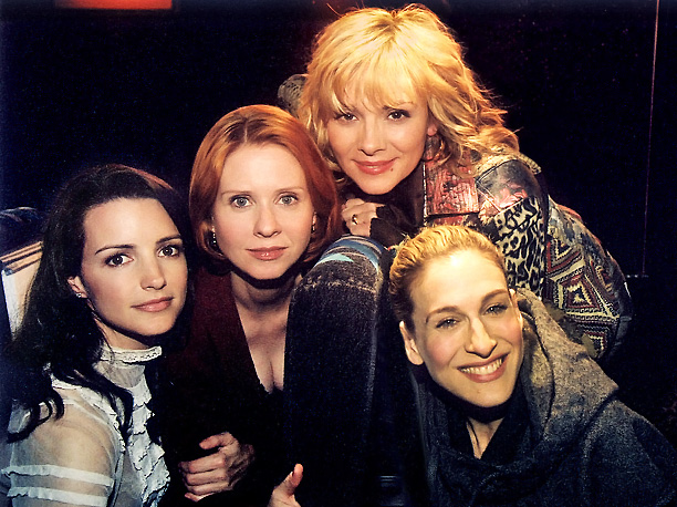 Kim Cattrall, Cynthia Nixon, ... | The men came and went, but the salacious stories, puns, and weekly brunches were a constant. Charlotte, Miranda, Samantha, and Carrie stood in for every…