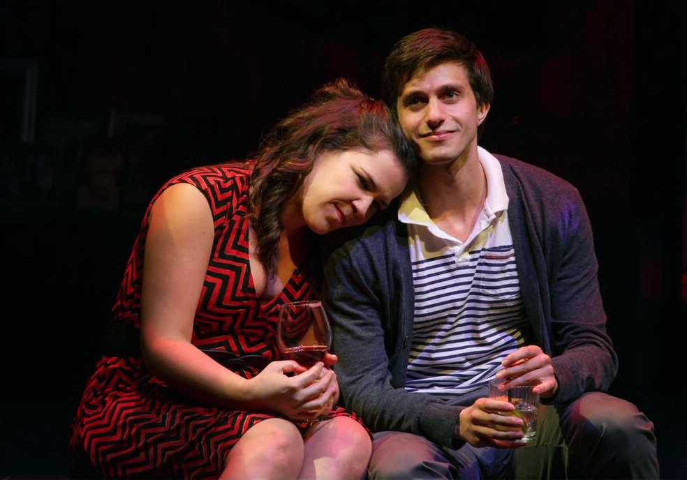 """Significant Other"" Lindsay Mendez and Gideon Glick"