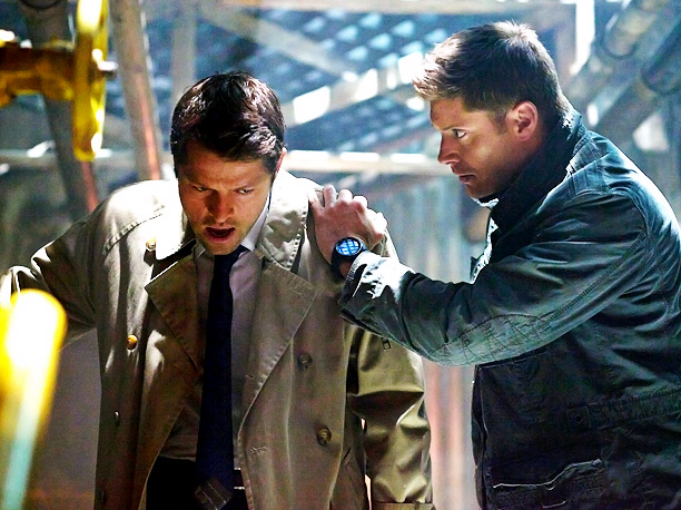 Jensen Ackles, Supernatural | It's not surprising that these two hit it off, considering their nearly identical daddy issues, but with one being a human and one being an…