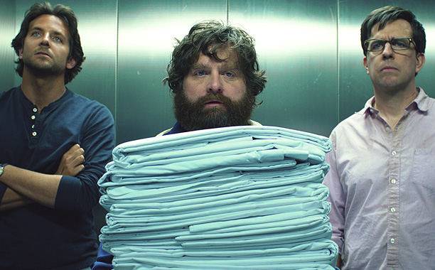 Movie Guide, Ed Helms, ... | The third Hangover breaks from the waking-up-from-a-blackout-night formula that some found redundant in the second installment. ''Part of us was like, 'F--- everyone — we…