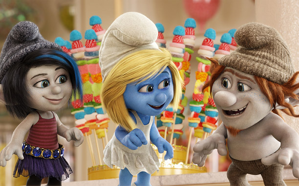 Movie Guide, The Smurfs 2 | When the evil Gargamel (Hank Azaria) captures Smurfette (voiced by Katy Perry) in the sequel to the 2011 film, it's up to the little blue…