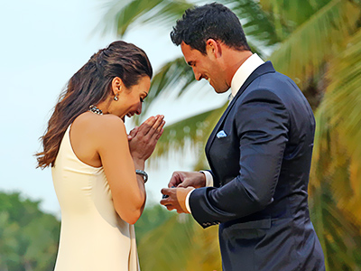 The Bachelorette | The Bachelorette (season 10) Finale aired July 28, 2014 Bachelorette: Andi Dorfman Potential Grooms: Josh Murray and Nick Viall Kristen Baldwin wrote: On the lovers:…