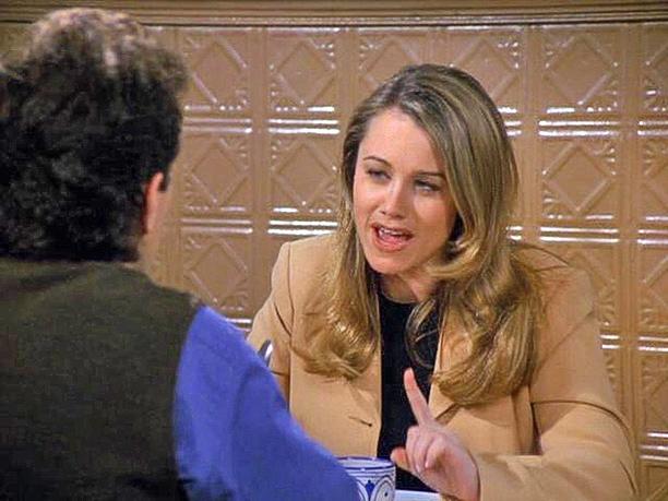 "Christine Taylor as ""Ellen"": Season 8, episode 14, ""The Van Buren Boys"""