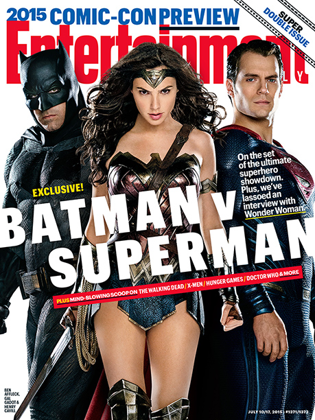 Entertainment Weekly goes to Comic-Con