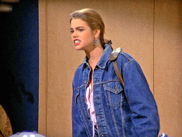 "Denise Richards as ""Molly"": Season 4, episode 16, ""The Shoes"""