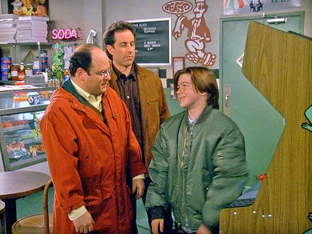 "Drake Bell as ""Kenny"": Season 9, episode 18, ""The Frogger"""