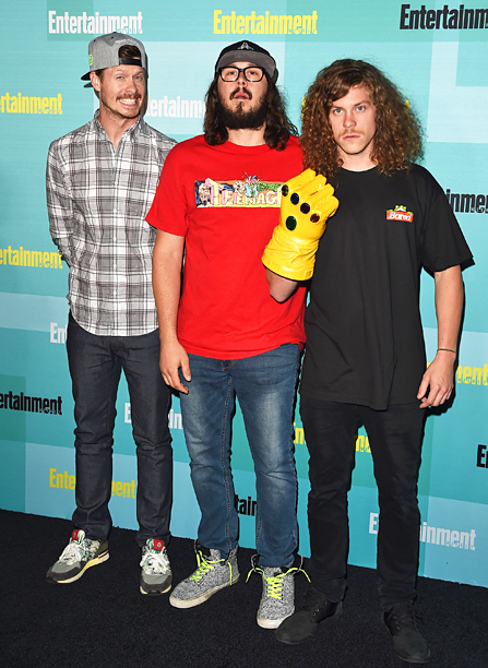 Anders Holm, Kyle Newacheck, Blake Anderson
