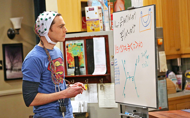 Best Actor: Jim Parsons, The Big Bang Theory