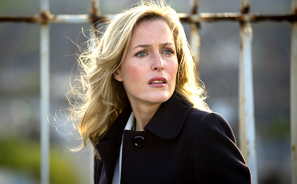 Best Actress: Gillian Anderson, The Fall