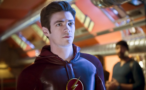 Best Actor: Grant Gustin, The Flash