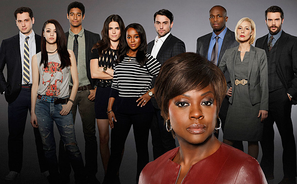 Best Series: How To Get Away With Murder