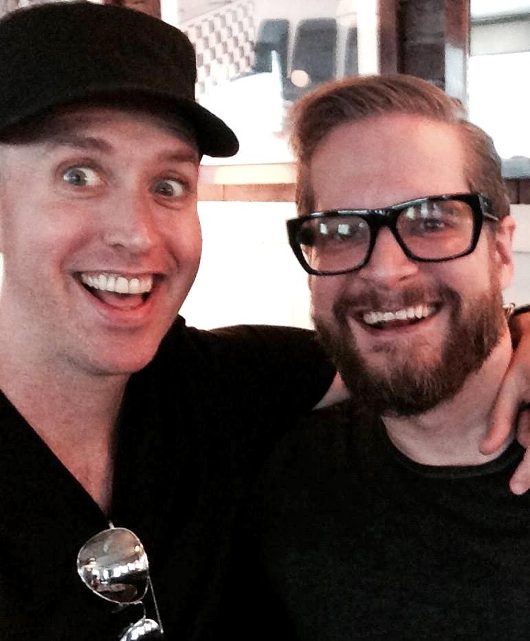 Chris Alexander and Bryan Fuller