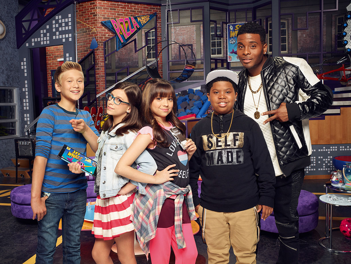 Kel Mitchell Returns To Nickelodeon To Star In Game Shakers Ew Com