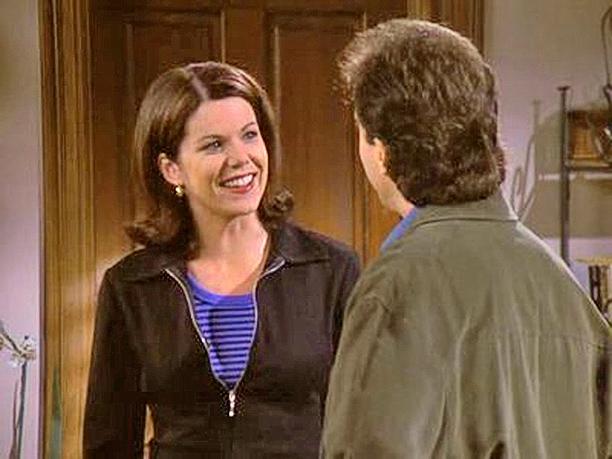 "Lauren Graham as ""Valerie"": Season 8, episode 20, ""The Millennium"""