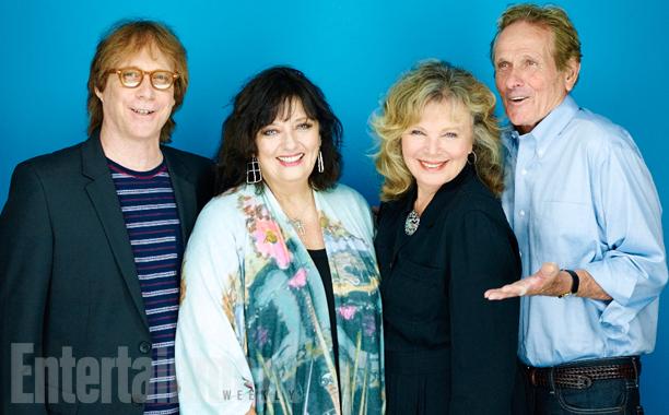 Bill Mumy, Angela Cartwright, Marta Kristen, Mark Goddard, 'Lost in Space'