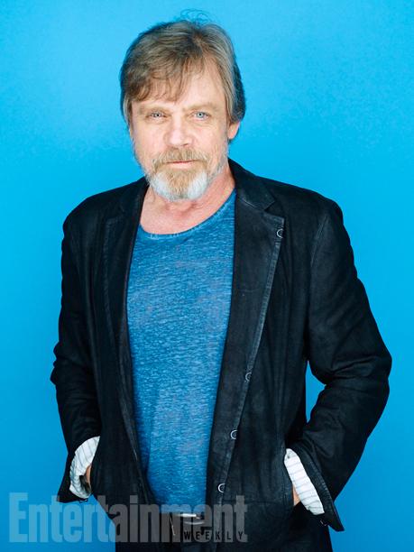 Mark Hamill, 'Star Wars: The Force Awakens '