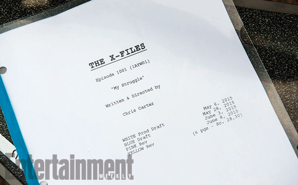 First episode script