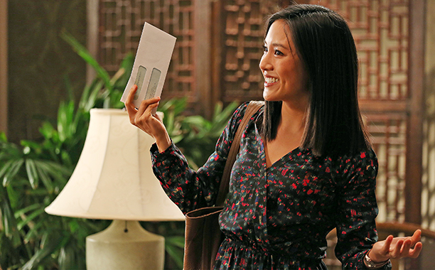 Best Supporting Actress: Constance Wu, Fresh Off the Boat