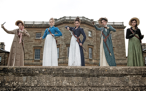 Pride and Prejudice and Zombies, Saturday, July 11