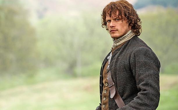 Best Actor: Sam Heughan, Outlander