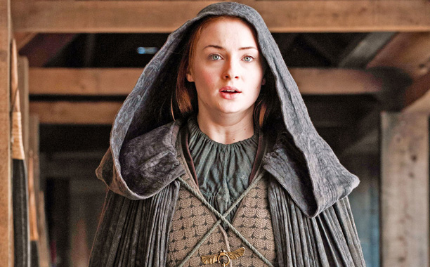 Best Supporting Actress: Sophie Turner, Game of Thrones