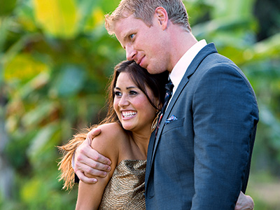 The Bachelor | The Bachelor (season 17) Finale aired March 11, 2013 Bachelor: Sean Lowe Potential brides: Catherine Giudici and Lindsay Yenter Kristen Baldwin wrote: On Lindsay: '''I…