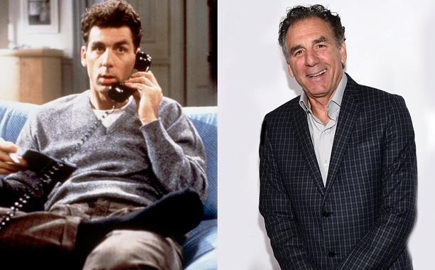 Michael Richards (Kramer)