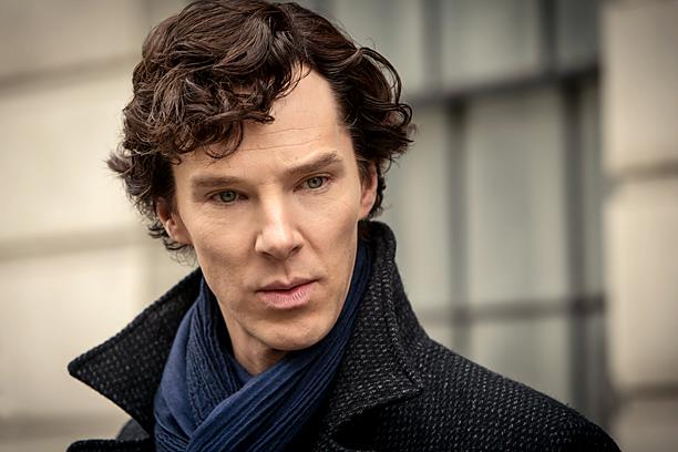 Benedict Cumberbatch, Sherlock (2010)